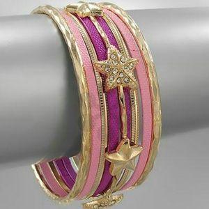 Multi Layer bracelet.